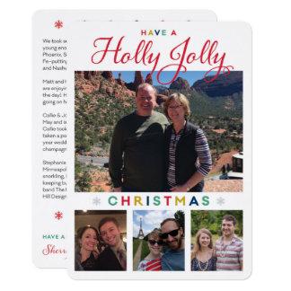 Holly Jolly Kronlage Card