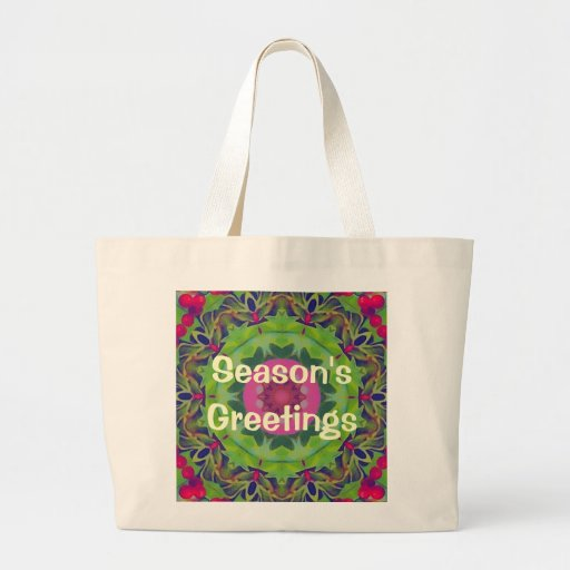 Holly Kaleidoscope Bags