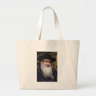 holly man canvas bag