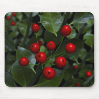 Holly Mousepad