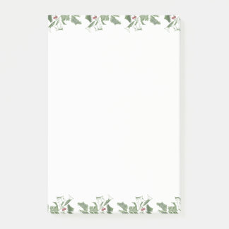 Holly Post-it® Notes