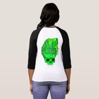 holly skull T-Shirt