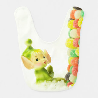 Holly the Pixie Elf Baby Bibs
