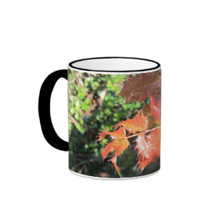 Holly With Morning Dew Mug