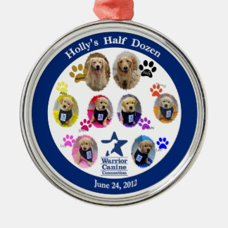 Holly's Half Dozen Ornament