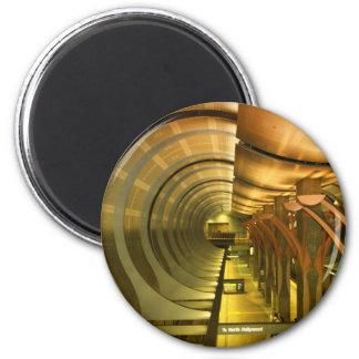 Hollywood 112810 001 6 cm round magnet