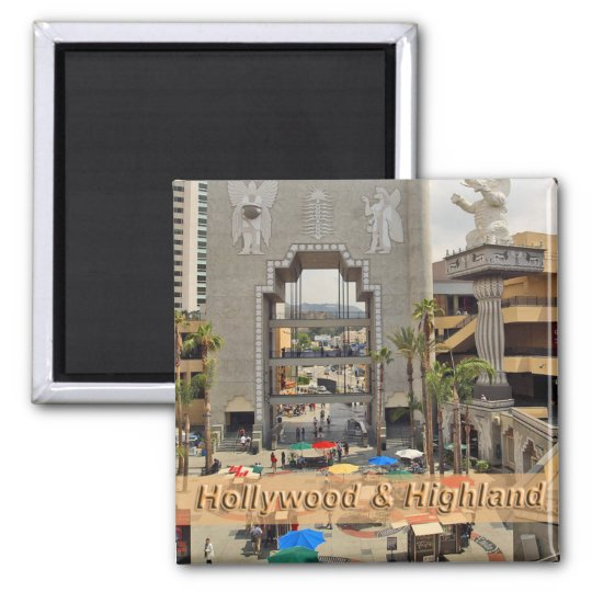 Hollywood and Highland Los Angeles Magnet