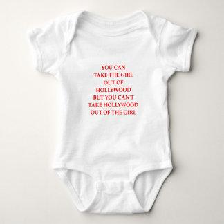 HOLLYWOOD BABY BODYSUIT