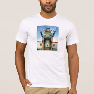 Hollywood Boulevard Grauman's Chinese T-Shirt