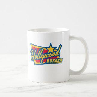 Hollywood Burger Mug - Let's Go To Hollywood!