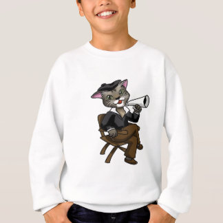Hollywood Cat Sweatshirt