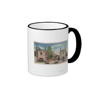 Hollywood, CAView of Grauman's Chinese Theatre Coffee Mug