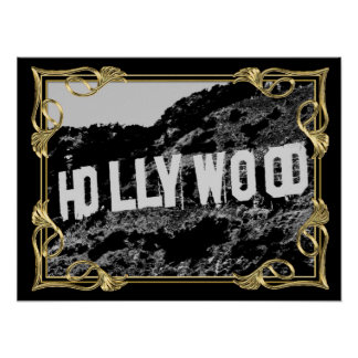 Hollywood Glamour poster FROM 14.95
