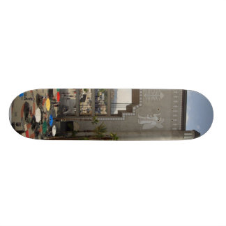 Hollywood Highland Shopping Center In Los Angeles Skate Decks