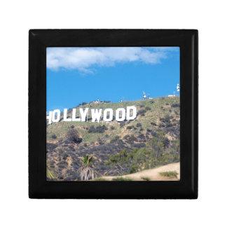 hollywood hills gift box