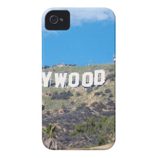 hollywood hills iPhone 4 case