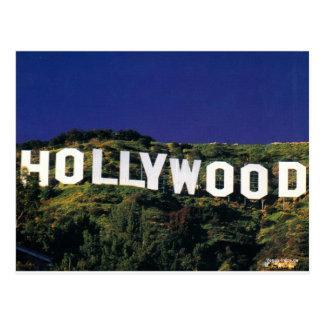 hollywood.jpg postcard