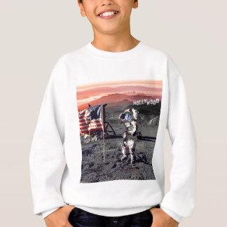 Hollywood Moon Man Sweatshirt