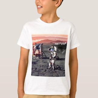 Hollywood Moon Man T-Shirt