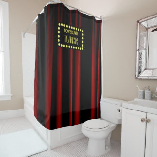 Hollywood Movie Theater Shower Curtain