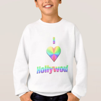 Hollywood -- Pastels Sweatshirt
