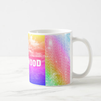 Hollywood Rainbow Classic Mug