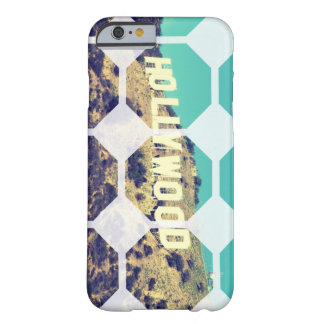 Hollywood Sign Barely There iPhone 6 Case