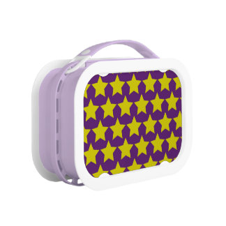 Hollywood star yobo lunchbox (purple)