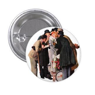 Hollywood Starlet 3 Cm Round Badge