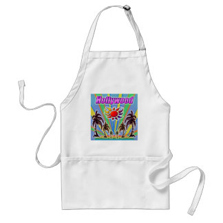 Hollywood Summer Love Apron