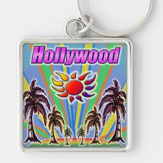 Hollywood Summer Love Keychain