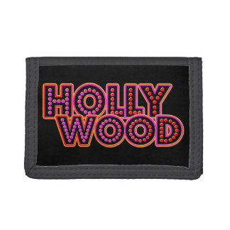 Hollywood Trifold Wallets