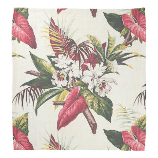 Hollywood Tropical Bandana