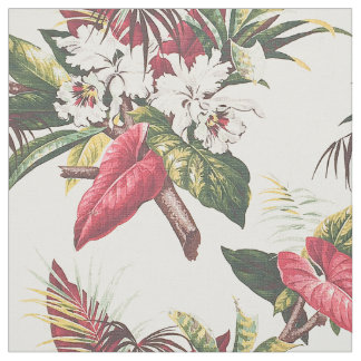 Hollywood Tropical Fabric