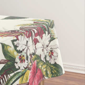 Hollywood Tropical Tablecloth