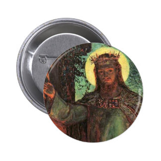 Holman Hunt Light of the World Buttons