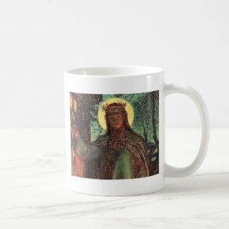 Holman Hunt Light of the World Coffee Mug