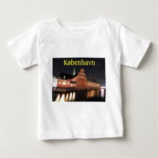Holmens Church (Kirke) in Copenhagen, Denmark Baby T-Shirt