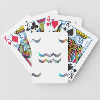 hologram Aquarius Bicycle Playing Cards