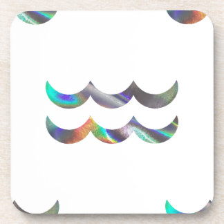 hologram Aquarius Coaster