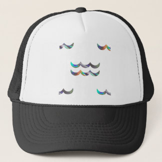 hologram Aquarius Trucker Hat