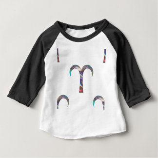 hologram Aries Baby T-Shirt