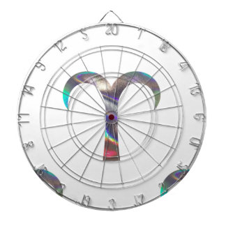 hologram Aries Dartboard