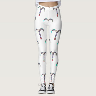 hologram aries leggings