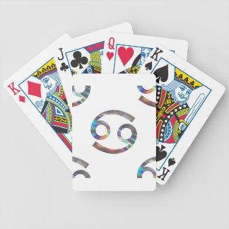 hologram Cancer Bicycle Playing Cards
