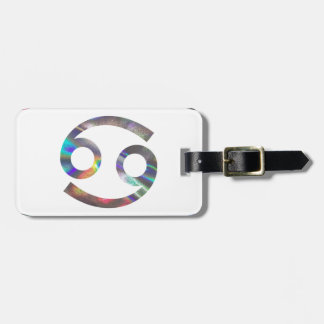hologram Cancer Luggage Tag