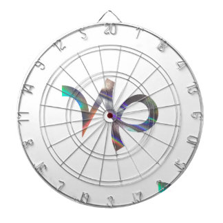 hologram Capricorn Dartboard