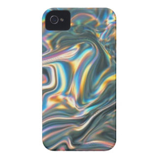 Holographic Chrome iPhone 4 Cover