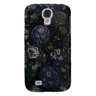 Holographic Marbles Galaxy S4 Cases