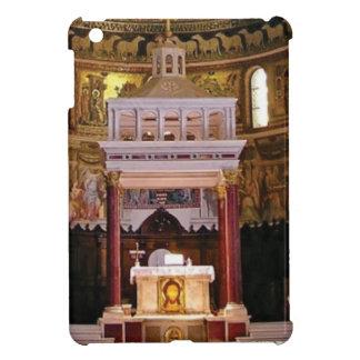 holy alter in church iPad mini case